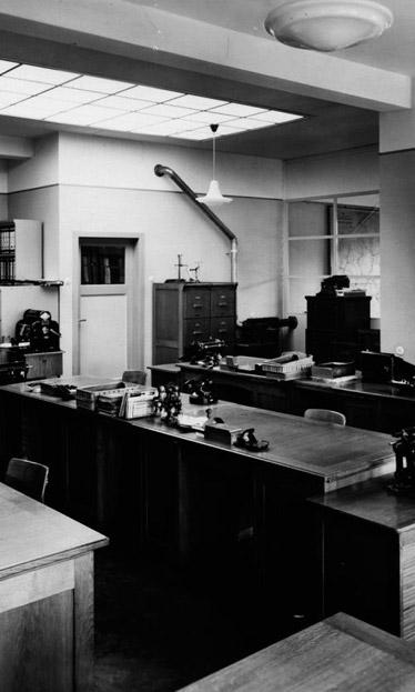 Bogefabrik - Büro