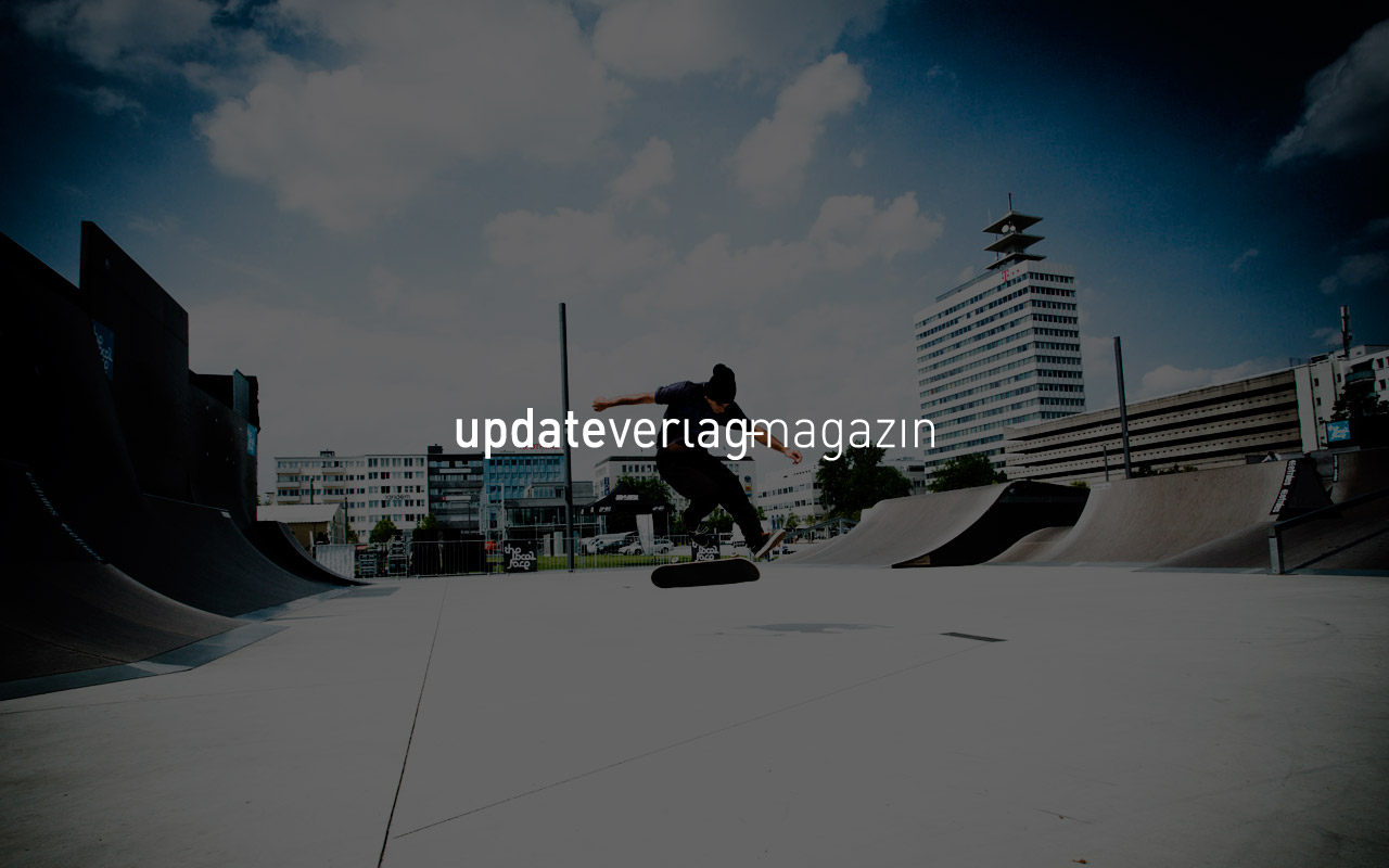 Update Verlag + Magazin Bielefeld